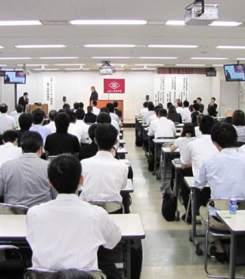 日本柔道整復専門学校画像