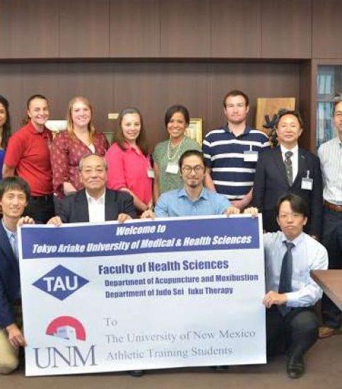 ニューメキシコ大学(University of New Mexico : UNM)交流プログラム