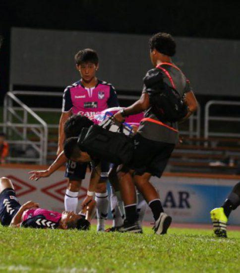 アルビレックス新潟シンガポールで活躍する卒業生