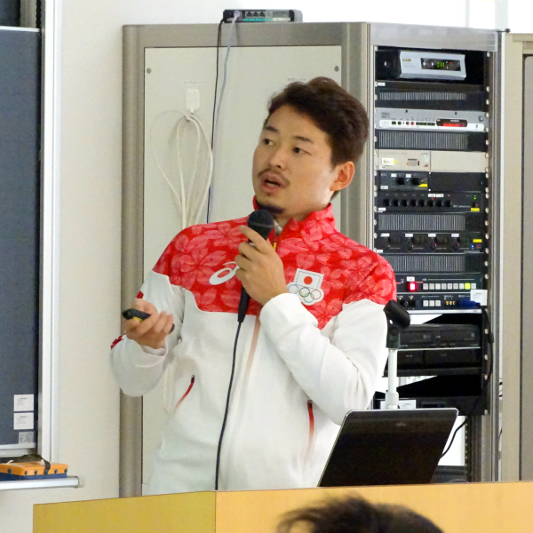 リオ五輪シンクロナイズドスイミング 日本代表トレーナー田中 基義 先生