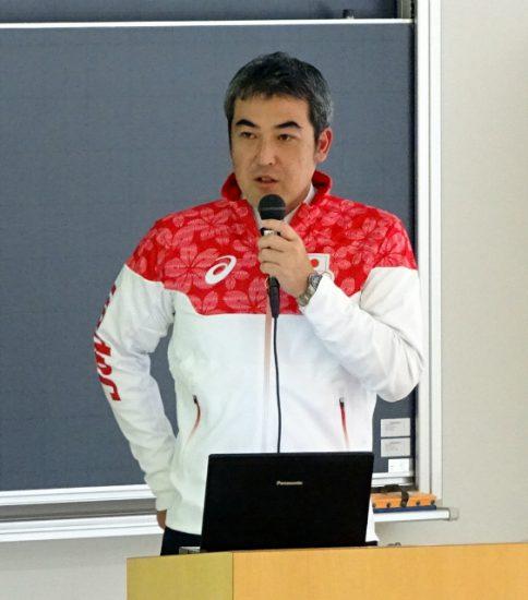 リオ五輪 7 人制ラグビー男子日本代表チームにおけるトレーナー活動報告
