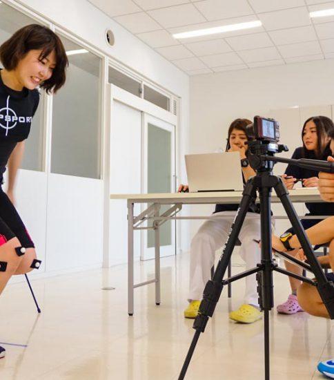 公開講座「ビデオ映像を使ってケガに繋がる動きを観察してみよう!」開催!