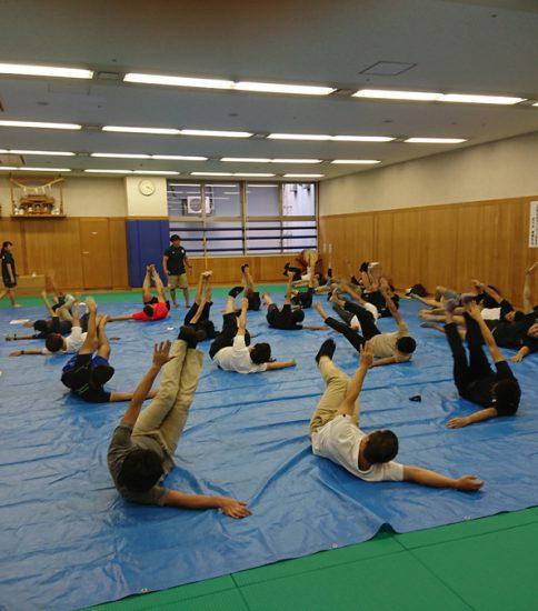 花田学園スポーツ医科学フェスティバル2017 バスケットボール・水泳 トレーナーセミナーのご報告