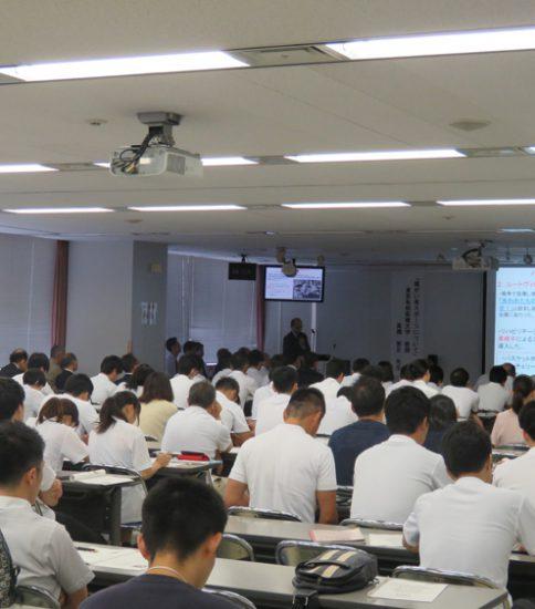 花田学園スポーツトレーナー研究会 第21回研修会