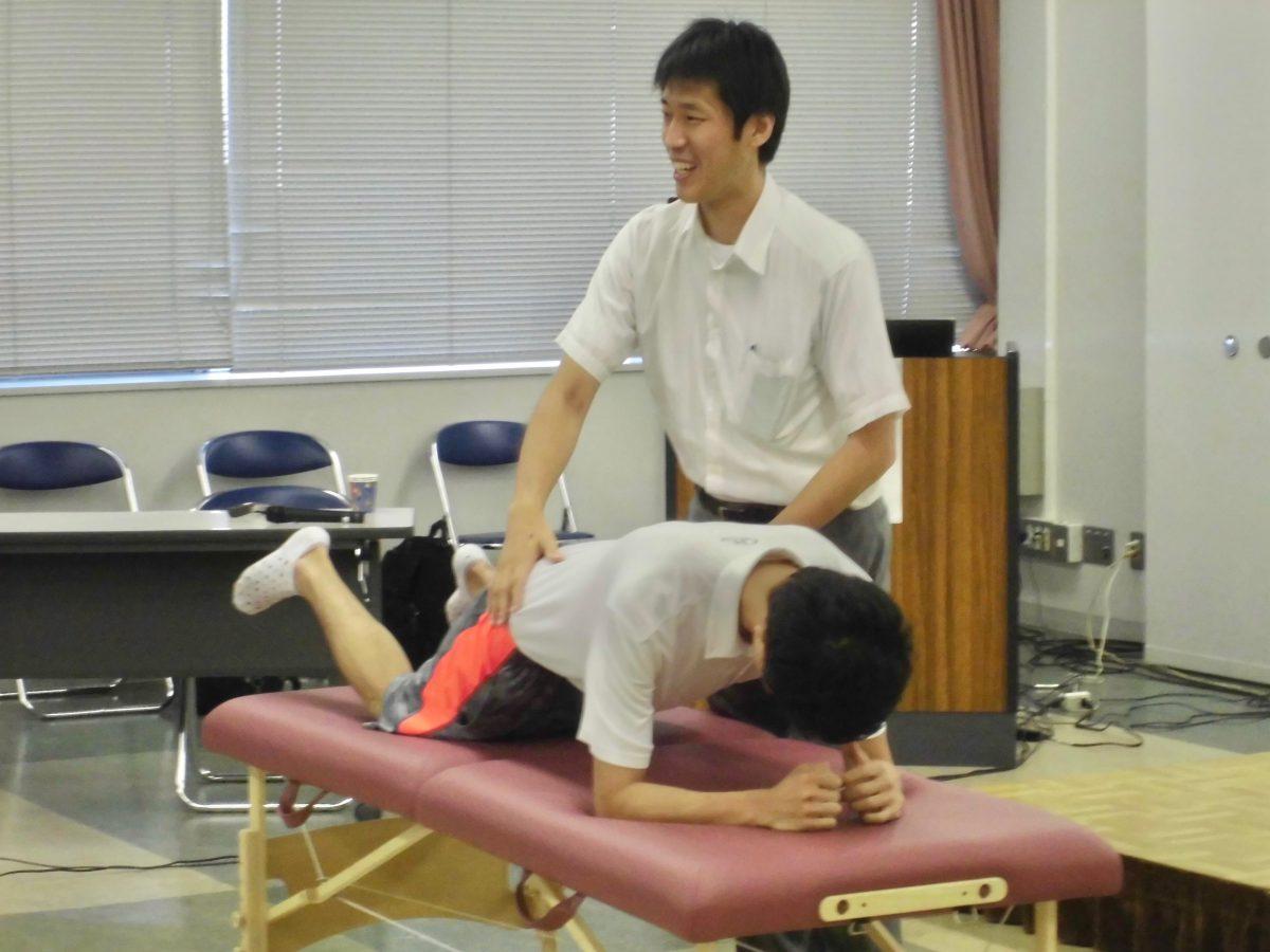 花田学園スポーツ医科学フェスティバル2018開催報告